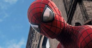"Una scena del film ""The Amazing Spider-Man"""