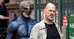 "Una foto di scena dal nuovo film di Alejandro Gonzalez Inarritu ""Birdman"" (Ansa) (ANSA)"