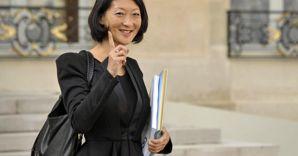 La ministra francese della Cultura, Fleur Pellerin. (Epa) (EPA)