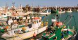 La parola d'ordine: rompere l'isolamento. Nella foto il porto di San Benedetto del Tronto