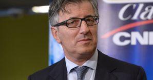 Giampiero Maioli, responsabile del Cr�dit Agricole in Italia. (Imagoeconomica) (SERGIO OLIVERIO)