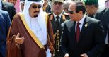 Il re saudita Salman bin Abdul Aziz e il presidente egiziano Abd al-Fattah al-Sisi. (Reuters) (EPA)