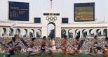 Le olimpiadi del 1984 a Los Angeles (AP)