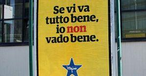 A Bologna il candidato diventa brand ma nei manifesti elettorali mancano i progetti per la città