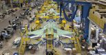 Lo stabilimento Lockheed Martin. (Reuters) (REUTERS)