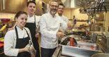 Lo chef Massimo Bottura. (Olycom) (OLYCOM)