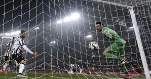 Roma-Juventus 1-1, il pareggio della Roma ad opera di Keita (Reuters)