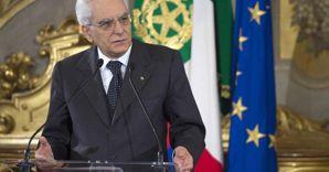 Il presidente della Repubblica Sergio Mattarella (Ansa) (ANSA)