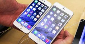 Il nuovo iPhone 6  e iPhone 6 Plus (Epa) (EPA)