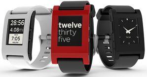 I nuovi smartwatch di Pebble