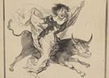 Gli incubi di Goya in mostra a Londra