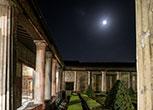 Pompei, un'«emozione notturna» tra storytelling e degustazioni