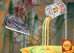 Il pop surrealismo di Kenny Scharf: «Vi mostro la mia caverna cosmica»