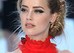 Cinema, da Amber Heard  a Vasco Rossi, il red carpet del Festival di Venezia