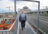 Non solo grattacieli: Milano riscopre anche i tetti della Galleria