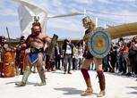 """All'Expo arrivano gli antichi romani per """"MovEat Expo. Le vie del cibo: dalla Roma antica all'Europa moderna"""""""