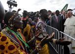 Viaggio in Africa, il Papa atterra a Nairobi