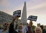 Argentina, manifestazioni di protesta dopo la morte misteriosa del pm Alberto Nisman