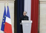 La Francia ricorda le vittime della strage di Parigi