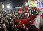 Alexis Tsipras, il leader di Syriza