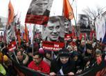 Mosca, 70mila in piazza per ricordare Nemtsov