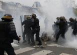 Vertice Clima, divieto di cortei a Parigi:?scontri polizia-manifestanti