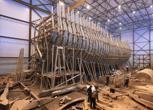 Putin ricostruisce la nave della grandeur dello zar Pietro il Grande