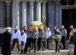 Il funerale di Valeria Solesin