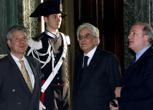 Sergio Mattarella, la carriera politica dal 1999 a oggi