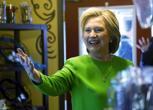 Hillary alla conquista dell'America in van
