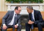 Obama-Hollande cercano un'intesa contro Isis