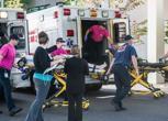Le immagini della sparatoria nel college in Oregon