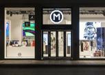A Milano M Collective, primo negozio tra «emozionale»