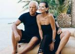 Giorgio Armani sempre più social: su Facebook l'album privato delle sue  vacanze