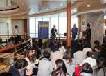 Mestieri del mare ? Con il progetto SailOr orientamento a bordo per 350 studenti