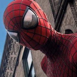 """Una scena del film """"The Amazing Spider-Man"""""""