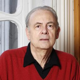 L'autore e sceneggiatore francese, Patrick Modiano. (Ap)