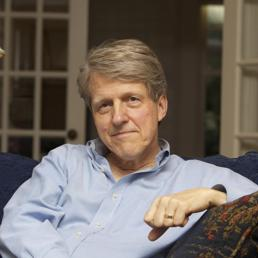 Robert Shiller, uno dei tre scienziati americani vincitori del Premio Nobel per l'economia. (Reuters)