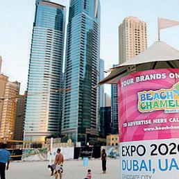 Dubai ospiterà l'Expo nel 2020 (Reuters)