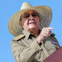 Raul Castro (AFP Photo)