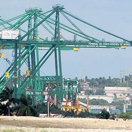 Il terminal container di Mariel, la prima zona duty free a Cuba