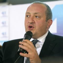 Georgy Margvelashvili (Ap)