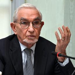 Il presidente della Fondazione Cariplo, Giuseppe Guzzetti (Imagoeconomica)