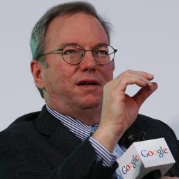 Eric Schmidt (Reuters)