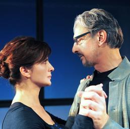 Laura Morante con Gigio Alberti
