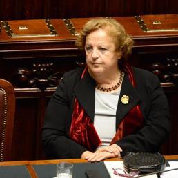 Il ministro della Giustizia, Anna Maria Cancellieri. (Ansa)