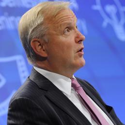 Olli Rehn (Afp)