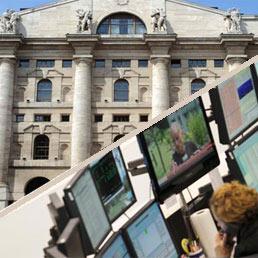 Mercati in tensione dopo il pil usa risale l euro gi le for Mercati oggi a milano