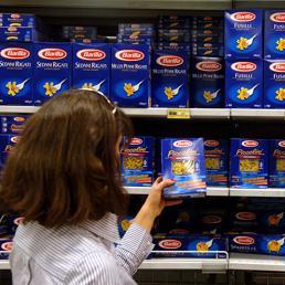 Barilla lancia la pasta senza glutine (Imagoeconomica)