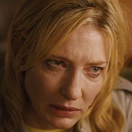 Nella foto Cate Blanchett nel film «Blue Jasmine» di Woody Allen